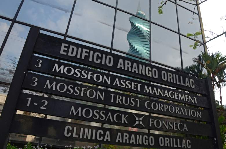 Edificio de la firma de abogados Mossack Fonseca en Panamá. (Getty)