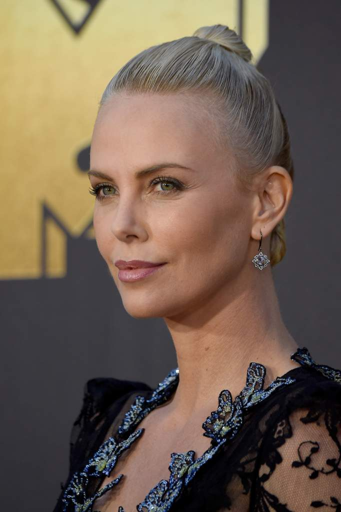 Charlize Theron 'Mad Max: Fury Road' (Getty)