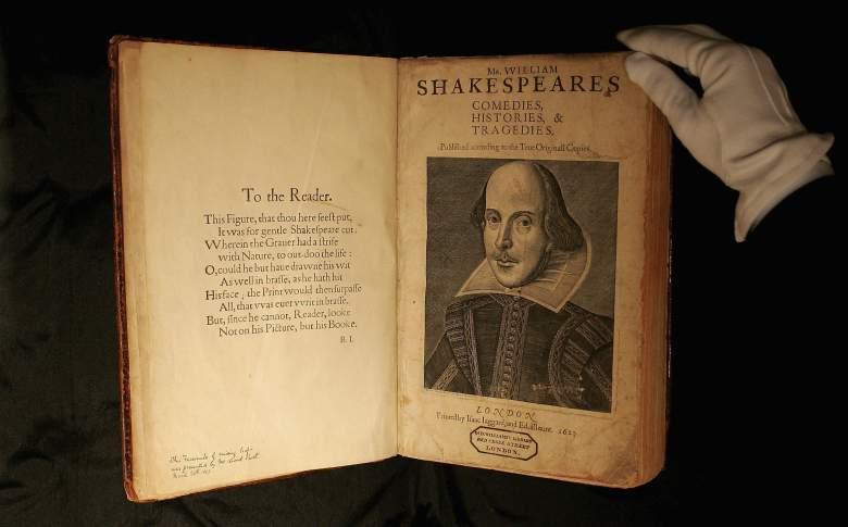 Shakespear es el autor de 'Hamlet' y 'Romeo y Julieta'. (Getty)