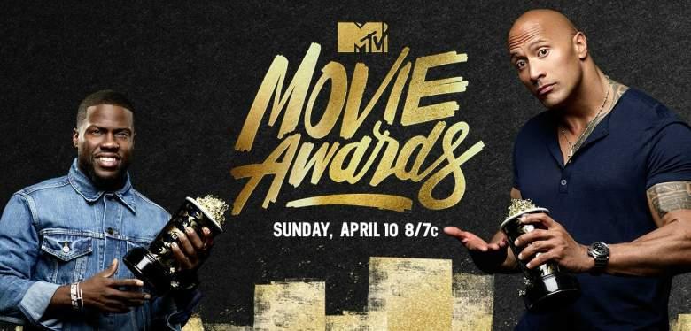 MTV Movie Awards se transmiten este 10 de abril.