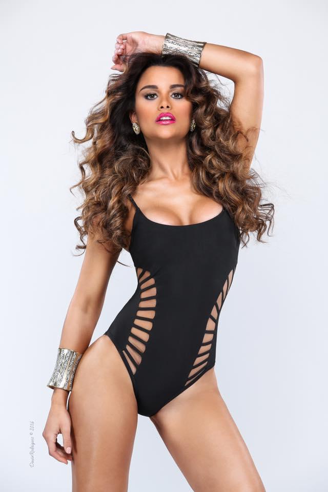 Clarissa Molina se convirtió en Miss New Jersey Latina 2014. (Facebook)