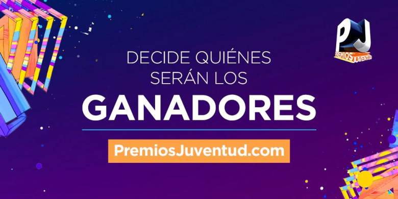 vota por tu favorito en Premios Juventud