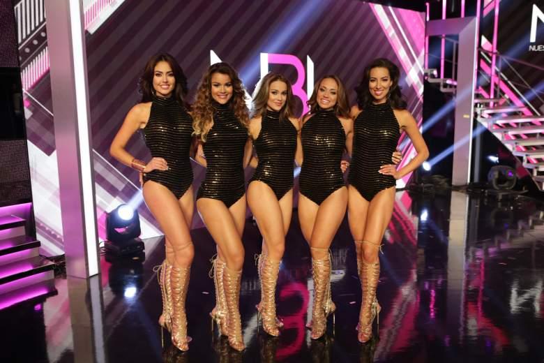 """Las 5 finalista de 'Nuestra Belleza Latina VIP"""""""