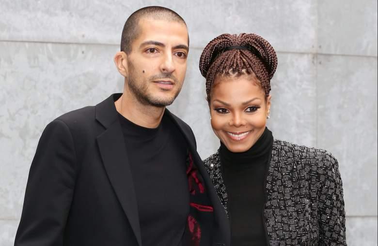 Jackson y su marido Al Mana