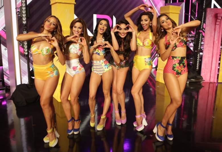 Las seis finalistas de 'NBL VIP'