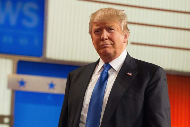 donde estudio Trump, escuela de Trump, nota de Trump, grados de Trump
