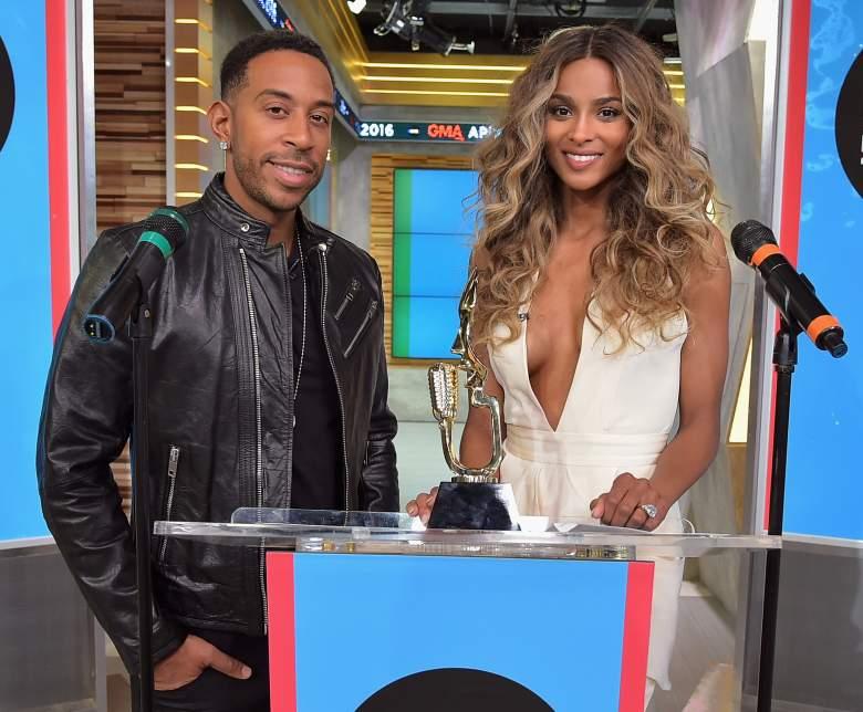 Ludacris (izq.) y Ciara anunciaron a los nominados de los Billboard Music Awards 2016. (Getty)