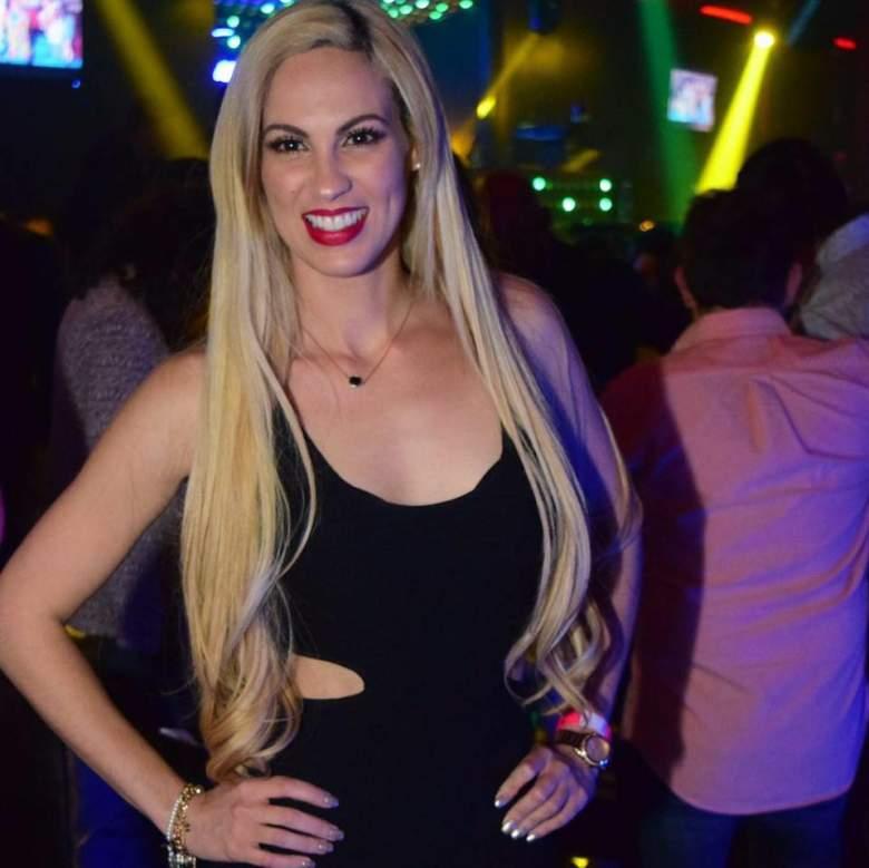 Grette Durán asegura haber tenido sexo con Maluma el 22 de mayo en Cancún. (Facebook)