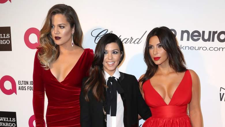 Un hombre no identificado intentó quemar la tienda de ropa de los Kardashian, Dash, en West Hollywood el lunes, 6 de junio (Getty)