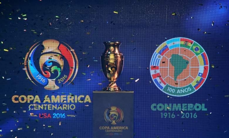 Copa América Centenario 2016 (Getty Images)