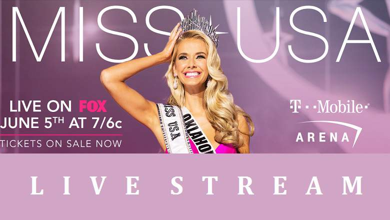 Alfombra roja de Miss USA Live Stream