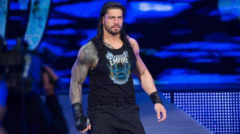 Roman Reigns se une a RAW. (Facebook/Roman Reigns)