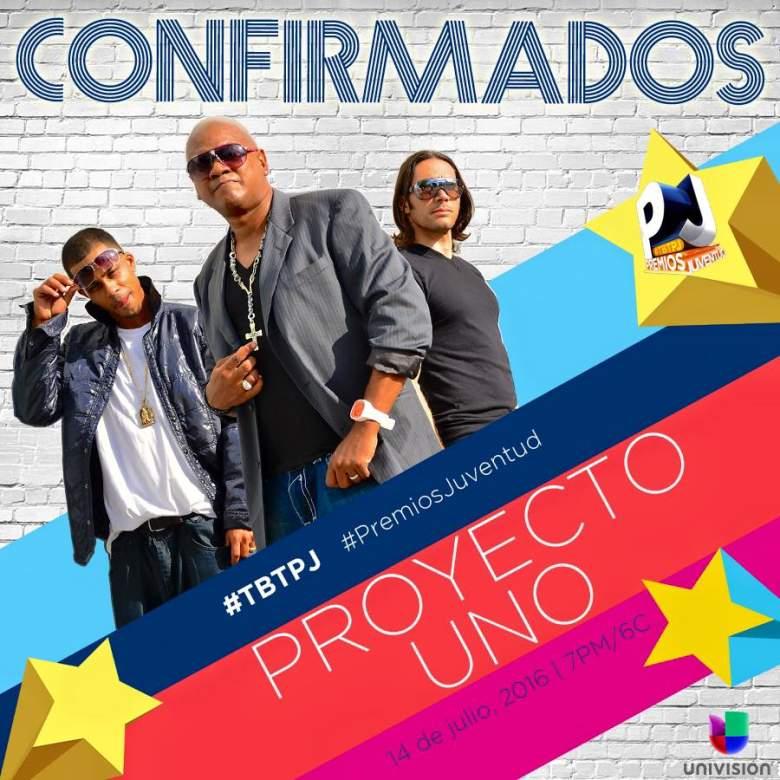 Premios Juventud celebra a lo 90. (Facebook)