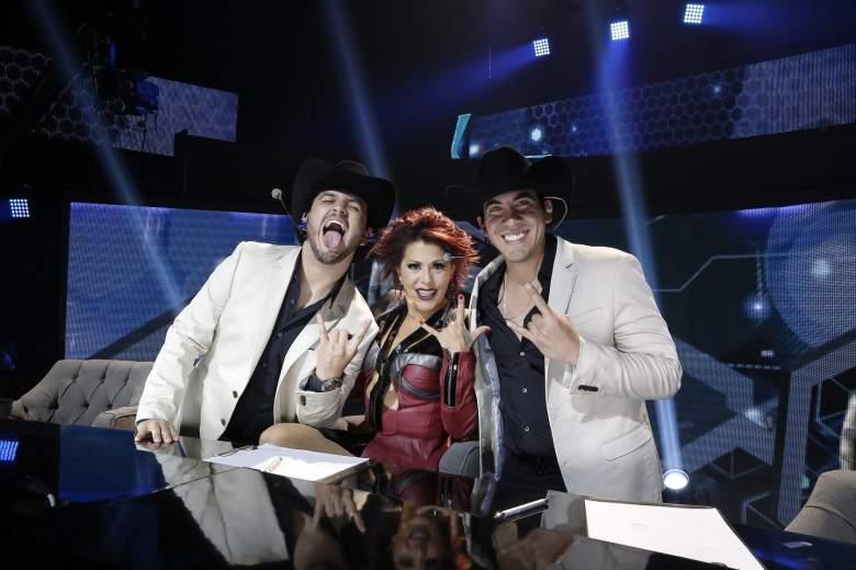 Ellos son los jueces de 'Va Por Ti', temporada 2.  (Facebook)