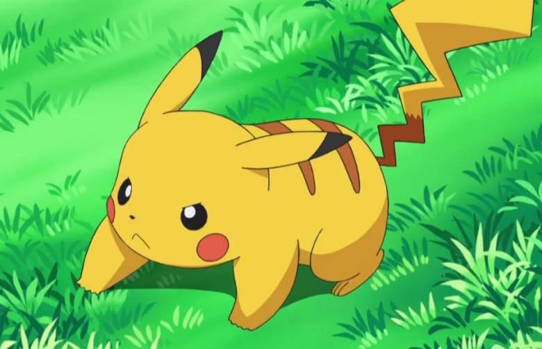 Un huevo de Pascua se puede encontrar en Pokemon Go pulsando sobre Pikachu. (Pokemon Wiki)