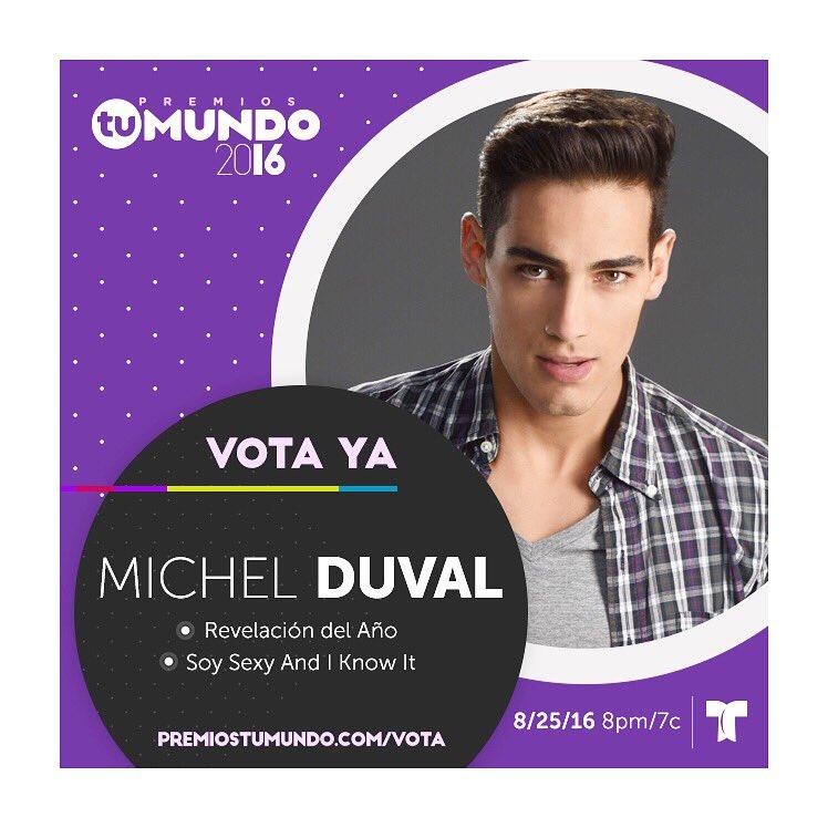Premios Tu Mundo 2016