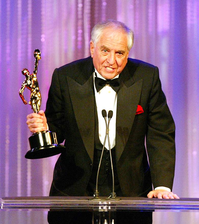 Garry Marshall en 2004. (Getty Images)