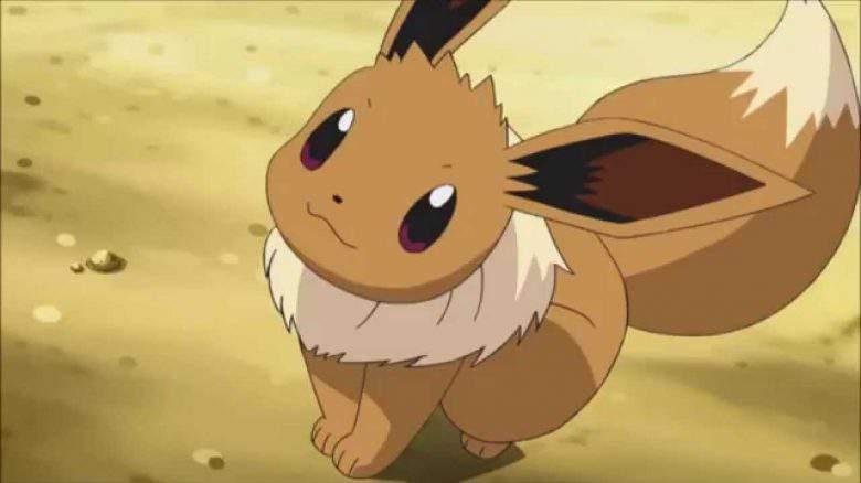 La evolución de Eevee puede controlarse cambiando el nombre del Pokémon.