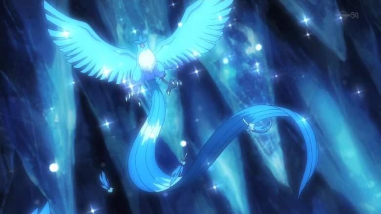 La mascota del equipo de Mystic es Articuno, el Pokémon también conocido como Freezer que puede controlar el frío. (The Pokémon Company / Pokémon Wiki)