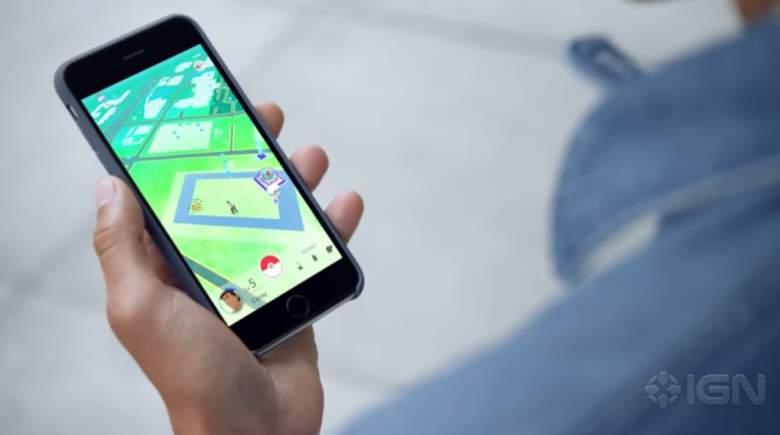Los jugadores pueden utilizar los elementos de incienso para atraer Pokemon a su ubicación. (Niantic / IGN)