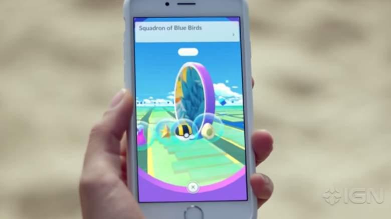 Jugadores de Pokemon Go encontrarán que el juego se come la batería de su teléfono muy rápido. (Niantic / IGN)