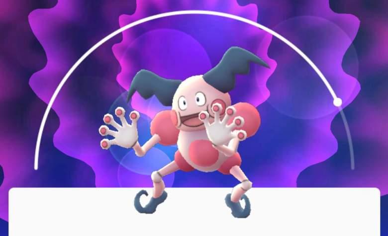 Viven en los Estados Unidos y quieren un Mr. Mime en Pokemon Ir? Va hacerlo un huevo o tomando un vuelo a Europa. ( Reddit / leithz6 )