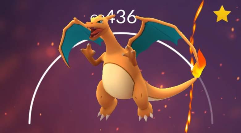 Aunque son muy elusivos, Charizard pueden ser capturados en estado salvaje en Pokemon Go. ( Reddit / PunkRockCapitalist )