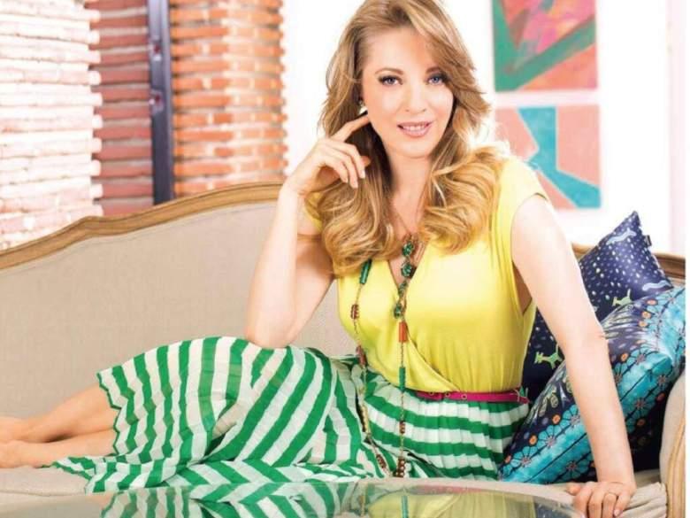 Edith González es la protagonista de la novela 'Eva, la Trailera'. (Facebook)