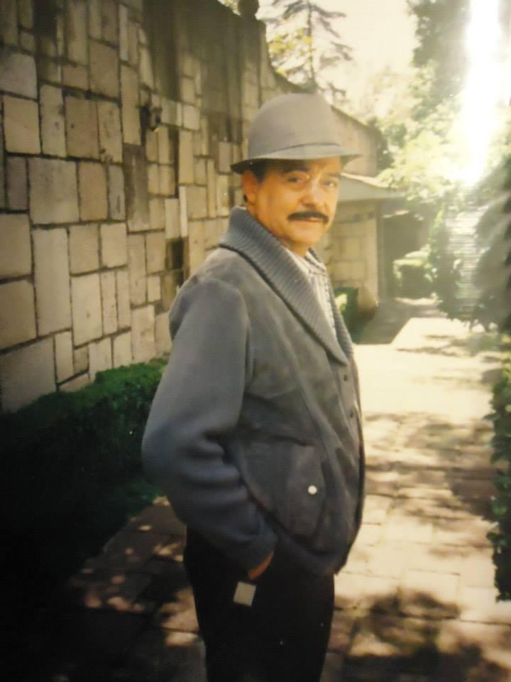 Polo Ortín tiene más de 80 años de carrera artística. (Facebook)