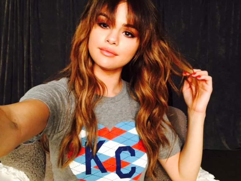 Selena Gomez (Facebook)