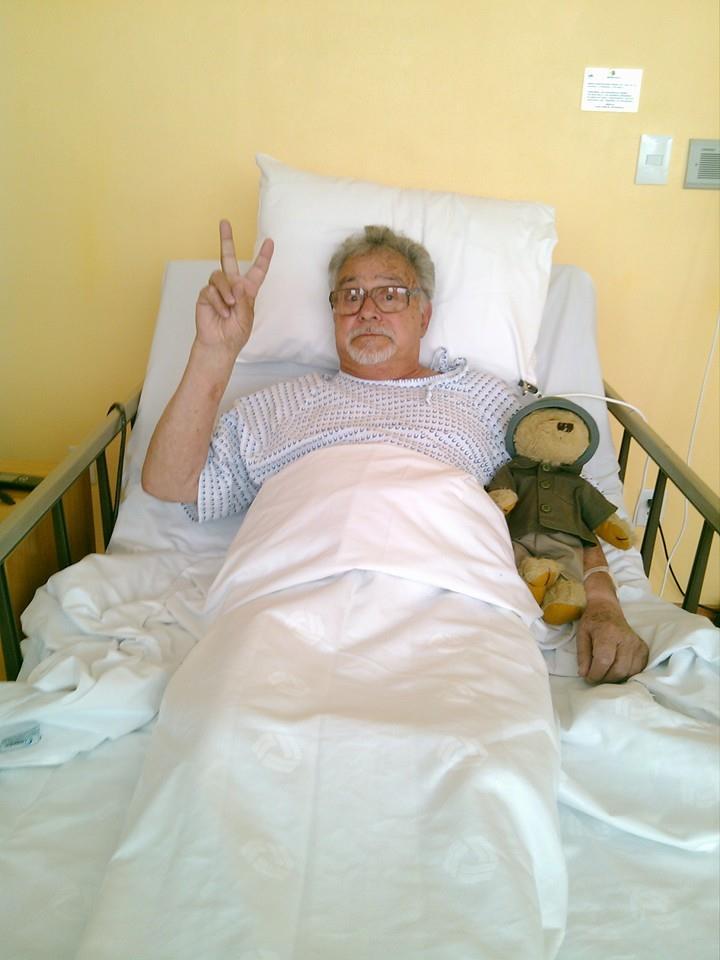 Polo Ortín fue operado del corazón el 2015. (Facebook)