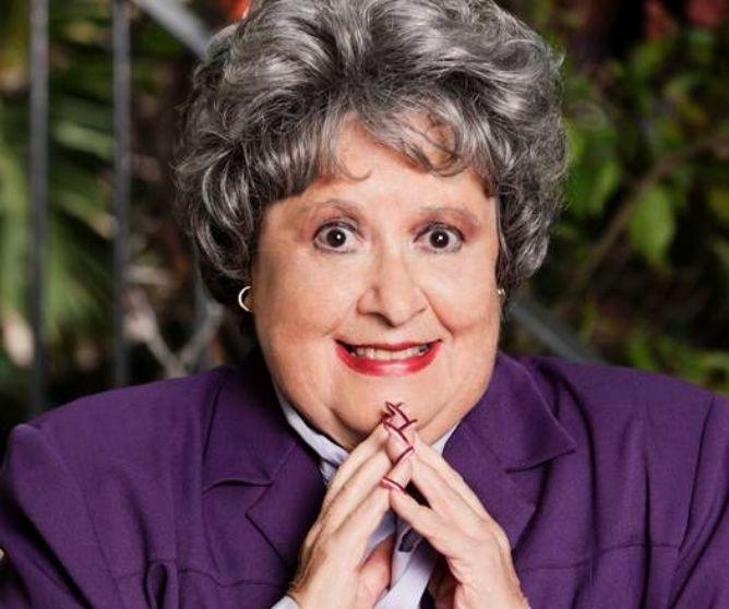 Chachita fue una de las pioneras de las telenovelas. (Twitter)