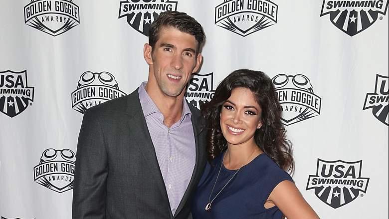 Michael Phelps novia, Michael Phelps familia, Michael Phelps hijo