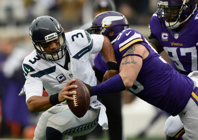 Vikings vs. Seahawks (Getty)