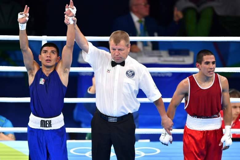 boxeo olimpico, boxeo mexicano