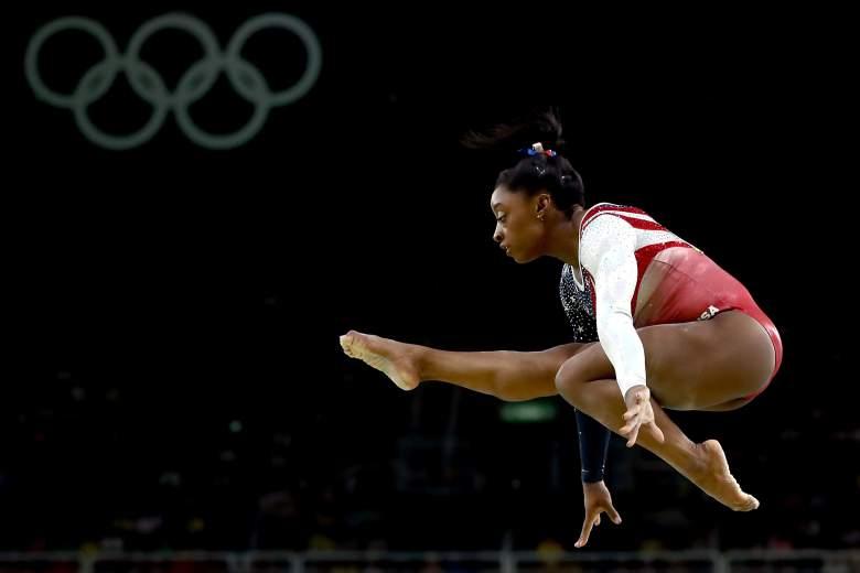 Simone Biles representa a Estados Unidos en los Juegos Olímpicos de Río 2016. (Getty)