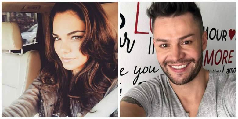 Livia Brito anda de romance con el cantante Said. (Facebook)