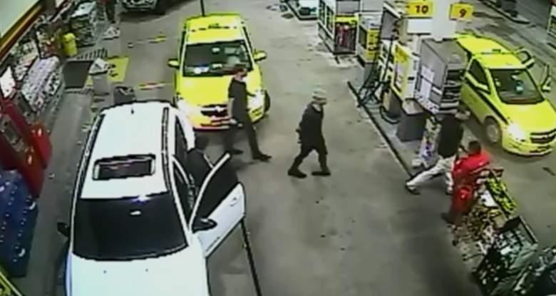 Una captura de pantalla del video publicado en Globo.com.
