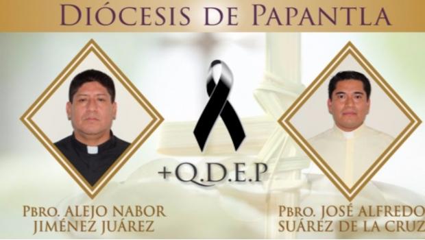 Identifican al asesino de los sacerdotes de Veracruz. (Twitter)