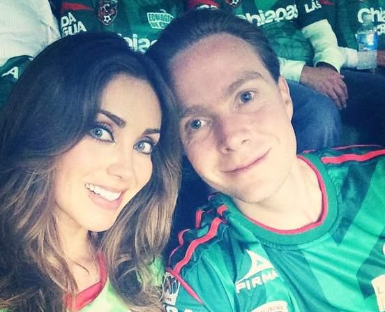 Ambos comparten una gran pasión por el fútbol. (Instagram)