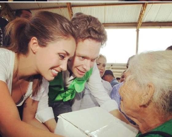 Manuel Velasco está comprometido en la lucha contra el cáncer. (Instagram)