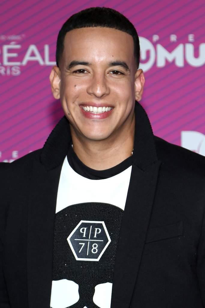 Daddy Yankee en 'Premios Tu Mundo' 2015. (Getty Images)