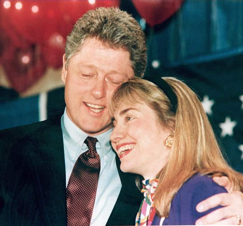 Hillary Clinton, Hillary Clinton Bill Clinton