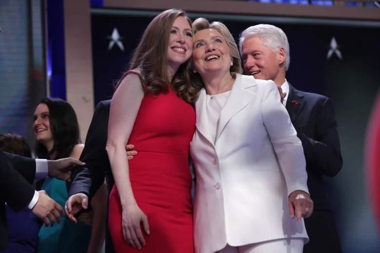 Hillary Clinton, Hillary Clinton Chelsea