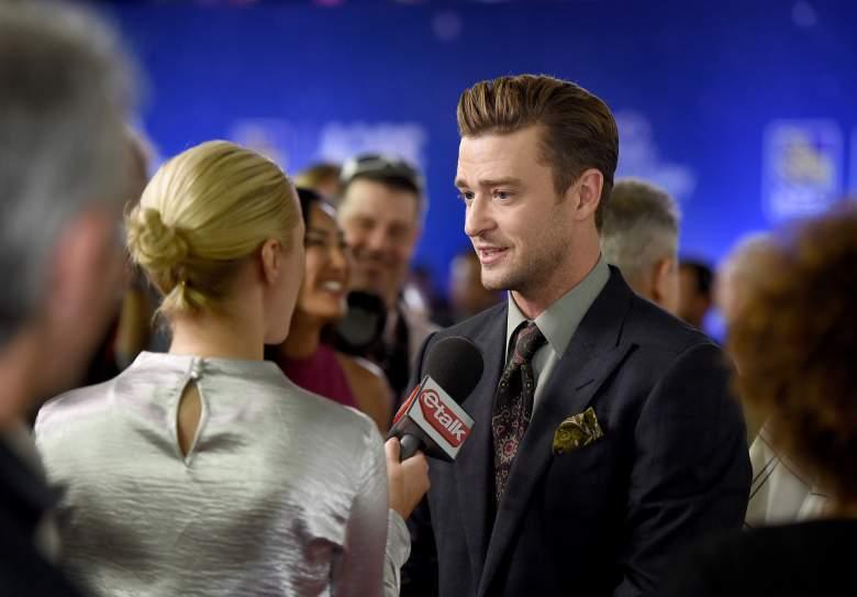 La nueva película de Justin Timberlake, Justin Timberlake + The Tennessee Kids, estará en Netflix en octubre. (Getty)