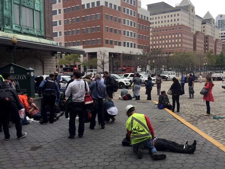 NJ Transit Hoboken, Tren Hoboken, NJ Transit Tren Hoboken