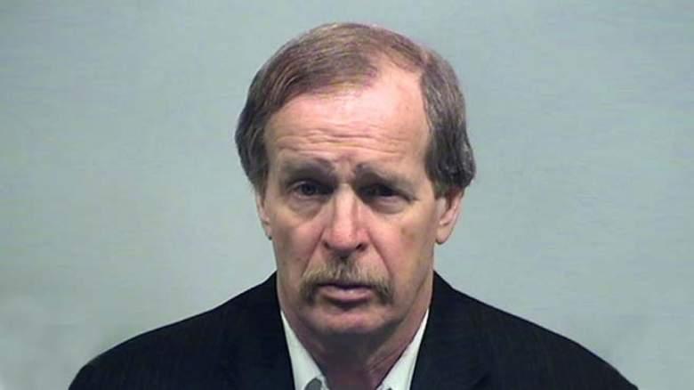 Richard Keenan admite haber violado a niña de 4 años de edad. (Trumbull CO. Sheriff Office)