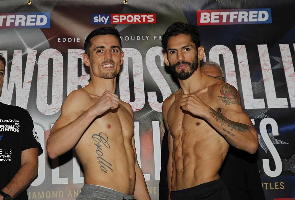 Anthony Crolla vs. Jorge Linares: Hora y Canal , Anthony Crolla vs. Jorge Linares horario, como ver Anthony Crolla vs. Jorge Linares, que canal se ve Anthony Crolla vs. Jorge Linares
