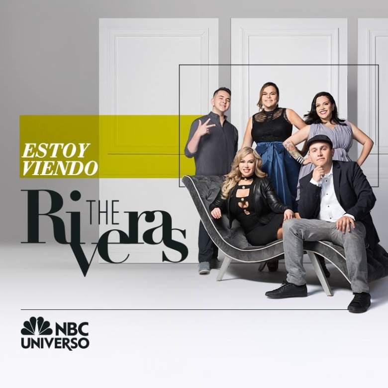 Los hijos de Jenni Rivera estrenaron su nuevo programa (Foto NBC Universo)