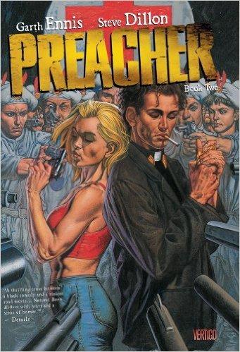 Steve Dillon Preacher